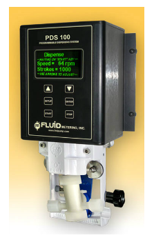 PDS100 Programmable Dispensing System Features